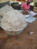 Shea butter production